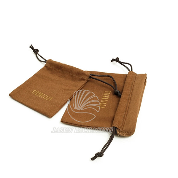 China wholesale Fancy design canvas jewelry bags