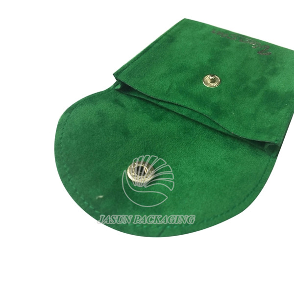 Custom wholesale velvet packing bags with gold screen printing for jewellery and gift holder velvet pouch