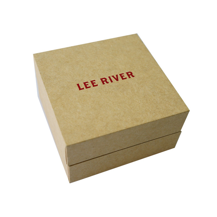 Custom paper drawer packaging for bracelet gift