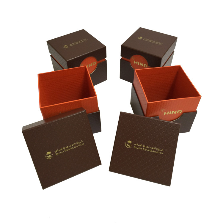 Wholesale Luxury Custom Cardboard Packaging Paper Candle